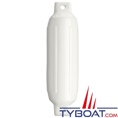 Pare-battage polyform U.S G5 blanc longueur 67,8cm Ø21,6cm