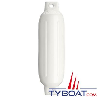 Pare-battage polyform U.S G6 blanc longueur 76,2cm Ø26,7cm