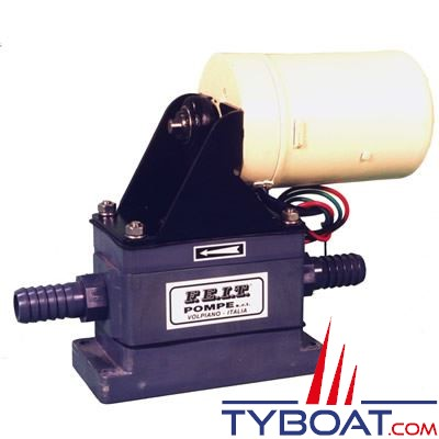 Pompe à membrane F.E.I.T S-15 12 Volts 4A 18L/min