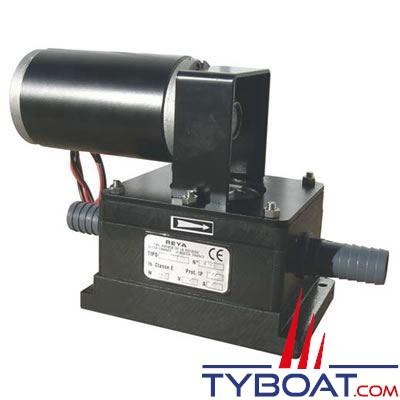 Pompe à membrane Reya S38 33L/mn 24 volts
