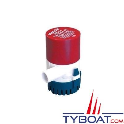Pompe de cale automatique Rule 24V 500 GPH 1900L/H - modèle 25S-24