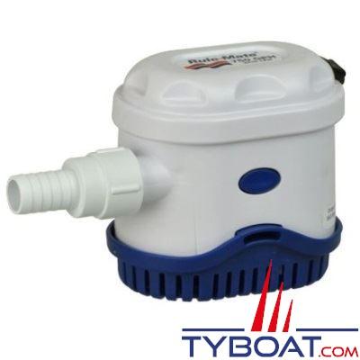 Pompe de cale automatique Rule-Mate RM1100A 12v 4180 L/heure