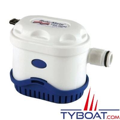 Pompe de cale automatique Rule-Mate RM750A 24 volts 2839 Litres/heures