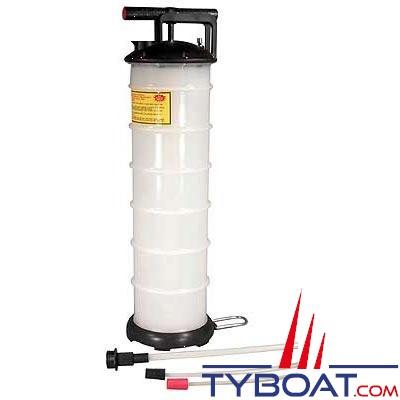 pompe de vidange manuelle par d pression pela capacit 6 litres pela sae fv9665 tyboat com. Black Bedroom Furniture Sets. Home Design Ideas