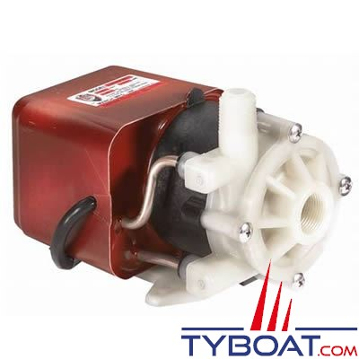 Pompe eau de mer March Pump LC-3CP-MD pour climatisation 1855 L/heure 115V -60 Hz