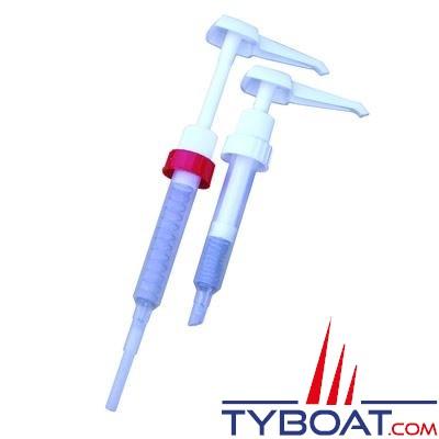 Pompe International Yachtpaint HT55 pour résine époxy  Epiglass HT9000 3,75 Litres