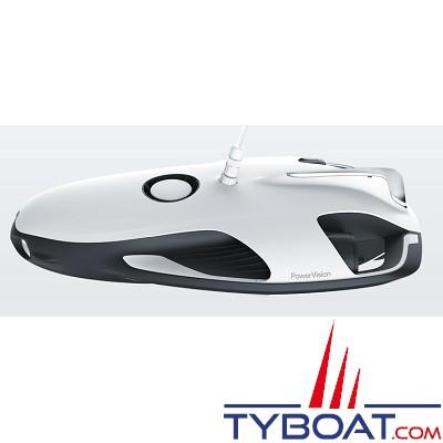 Power Vision - drone Power Ray marine Pro Pack - Câble 70 m - Sondeur - masque ZEISS - Carte 64 GB