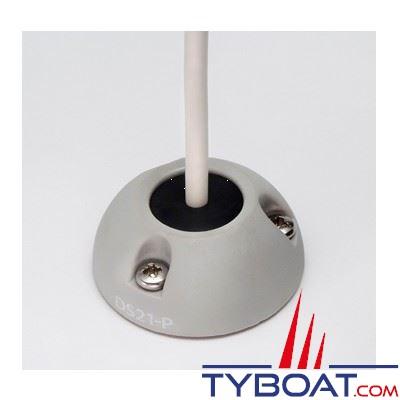 Presse-étoupe Scanstrut DS21B-P plastique pour câble Ø 9-14 mm