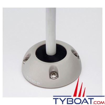 Presse-étoupe Scanstrut DS30-P plastique pour câble Ø 9-14 mm