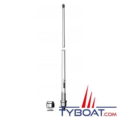 PROCOM - Antenne dipôle coaxial large bande 144-165 MHz longueur 1.20 mètre