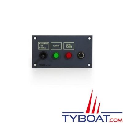 PROS BY DITEL - Module pompe de cale 3 positions 12V 15A