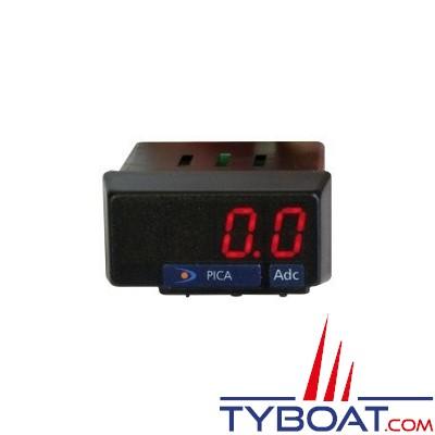 PROS By Ditel - PICA40-ADC - Ampèremètre digital 12/24VDC