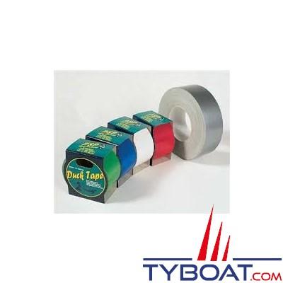 PSP Marine Tapes - Adhésif super puissant 100% étanche pour les petites réparations - Blanc - Longueur 5 m x largeur 50 mm