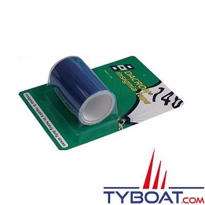 PSP Marine Tapes - Dacron Insigna autocollant réparation voile 0.75x1.50m - bleu marine