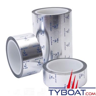 PSP Marine Tapes - Joint spécial étanchéité des tuyau, tubes - Noir - Longueur 3 m x largeur 25 mm