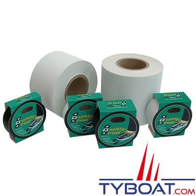 PSP Marine Tapes - Soft grip adhésif, étanche - Blanc - Longueur 10 m x largeur 10 mm