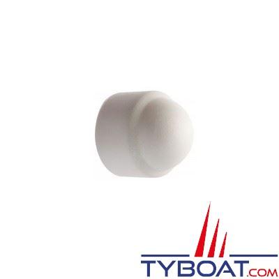 Cache écrou nylon tête hexagonale Ø 6mm - par 10