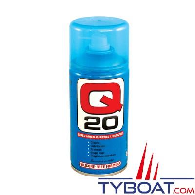 QOIL - Q20 Lubrifiant multi-usages chasseur d'humidité  - 300ml