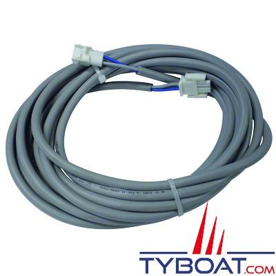 Quick - Câble de commande pour propulseur d'étrave - longueur 6 mètres - FNTCDEX06000A00
