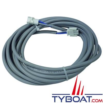 Quick - Câble de commande pour propulseur d'étrave - longueur 12 mètres - FNTCDEX12000A00