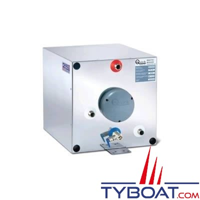 Quick - Chauffe-eau cube inox BXS - 25 litres - 220 Volts - 1200 Watts
