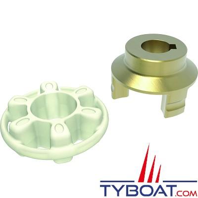 Quick - Coupling pour propulseur BTQ 185