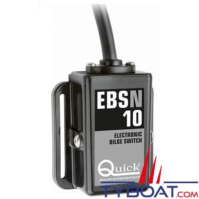 Quick EBSN 10 - Détecteur d'eau 10A électronique