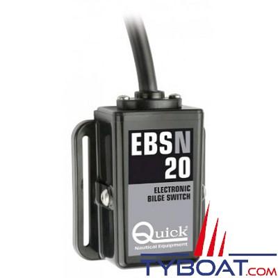 QUICK EBSN 20 - Détecteur d'eau 20A électronique