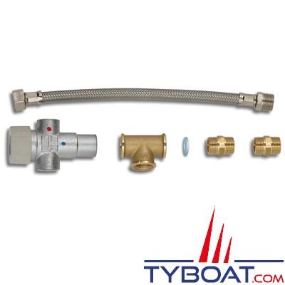QUICK - FVSLFSBK2000A00 - kit montage horizontal pour chauffe-eau Quick BK2
