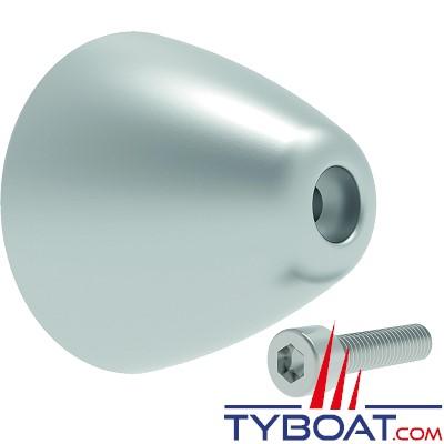 Quick - Kit 2 anodes alu + vis pour propulseur BTQ 250