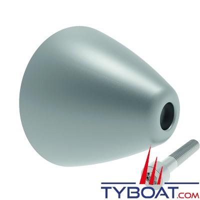 Quick - Kit 2 anodes alu + vis pour propulseur BTQ 300