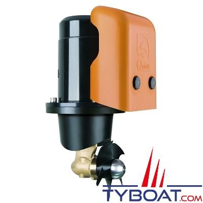 Quick - Propulseur BTQ 110-25 Kgf 12V mono 1,0 kW