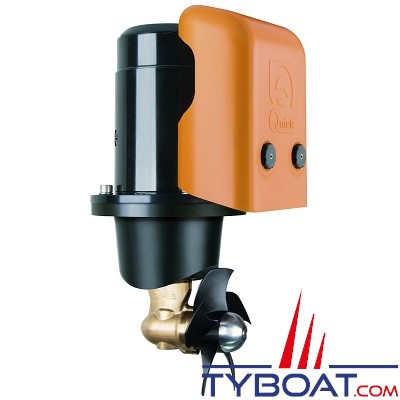 Quick - Propulseur BTQ 125-40 kgf 12V mono 2,2 kW