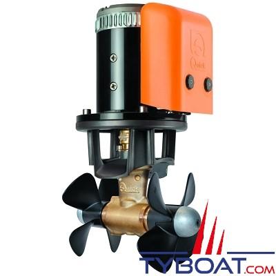 Quick - Propulseur BTQ 180-65 Kgf 24V duo 3.3 kW - Propulseur tunnel
