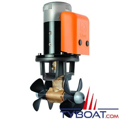 Quick - Propulseur BTQ 180-85 Kgf 12V duo 4.3 kW - Propulseur tunnel