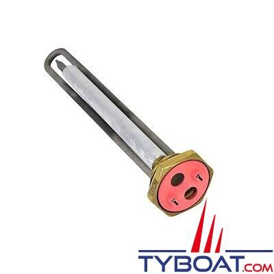 Quick - Résistance pour chauffe-eau Quick - 500 Watts 220 Volts - Inox - FVSLRSB05220A00