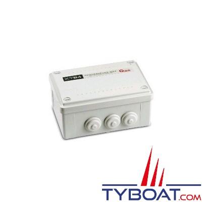Quick - Sonde température batterie + interface