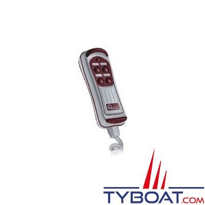 Quick - Télécommande HRC1004 - 4 positions - Avec support