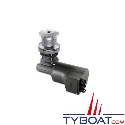 Quick - Tumbler TB2 - Cabestan - 500 Watts - 24 Volts - Avec poupée