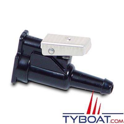 Raccord moteur Johnson Evinrude SIERRA  18-8092 pour tuyau Ø 10mm - 775641