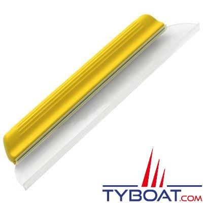 Raclette silicone Swobbit Quick Dry jaune longueur 35 cm