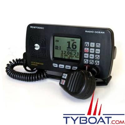 Radio Océan - VHF/ASN marine RO6700N2K - NMEA0183 / NMEA2000