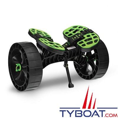 Railblaza - Chariot C-Tug avec roues SandTrakz Cart