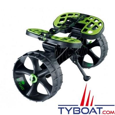 Railblaza - Chariot C-Tug avec roues Kiwi Wheels