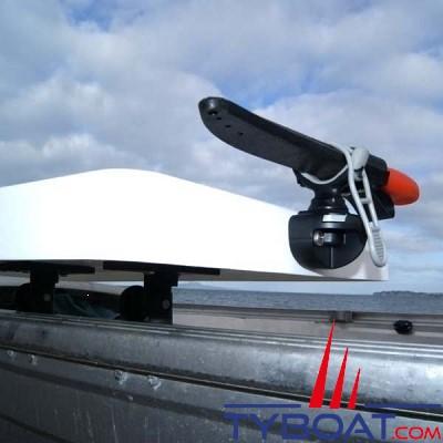Railblaza - Fixation en U - G-Holds - Noir - 35 Millimétres