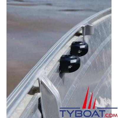 Railblaza - Receveur lateral Sideport - Blanc