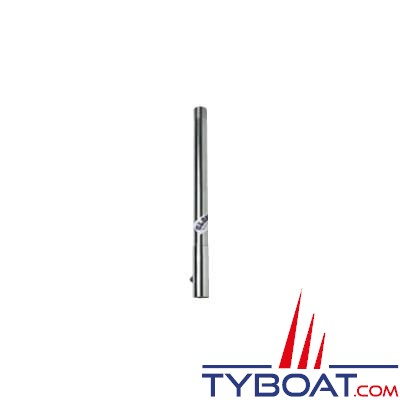 Rallonge d'antenne Glomex RA123 en inox filetage 1