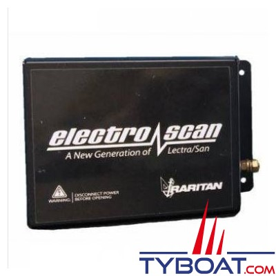 Raritan ElectroScan - Boitier de contrôle ElectroScan - 24Volts - 33-700