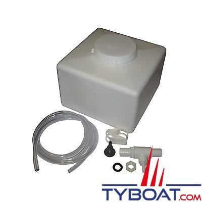 Raritan ElectroScan - Réservoir à sel pour centrale d'épuration 7,60 litres (31-3001)