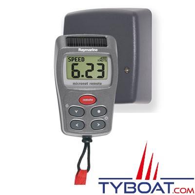 RAYMARINE - Afficheur multifonctions à main sans fil avec interface NMEA Tacktick T106